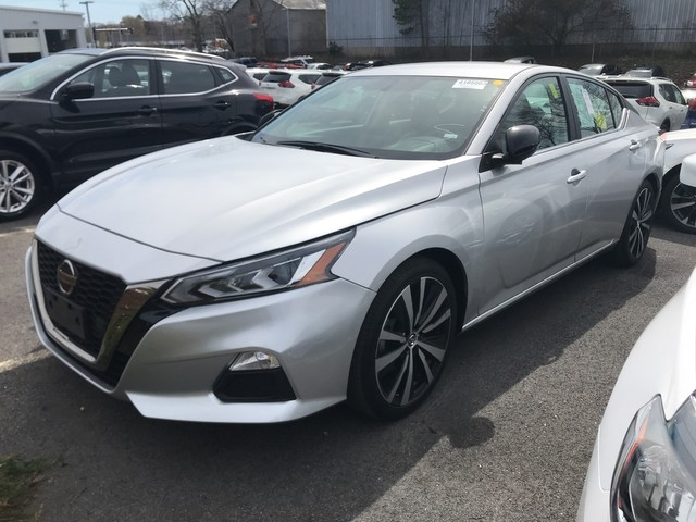 Certified Pre-Owned 2019 Nissan Altima 2.5 SR