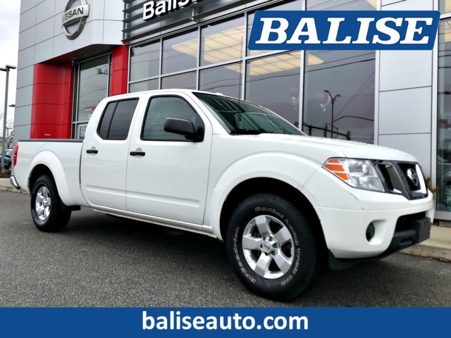 Pre-Owned 2013 Nissan Frontier SV 2WD Crew Cab LWB