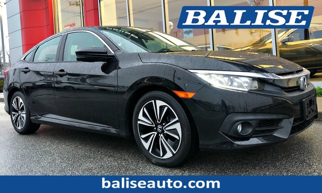 Pre-Owned 2016 Honda Civic Sedan EX-L W/Navi