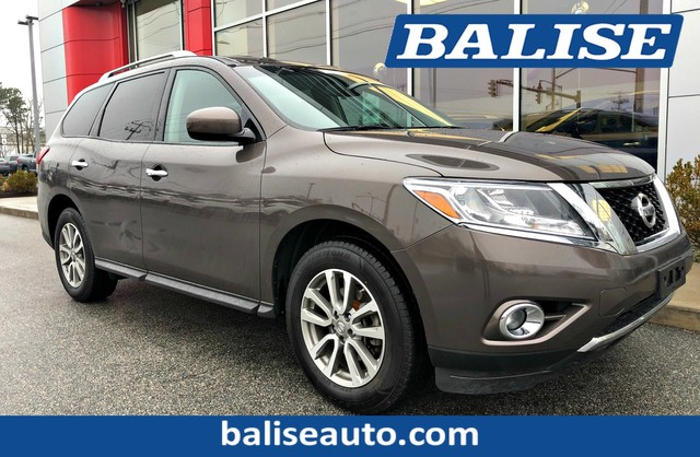 Certified Pre Owned 2016 Nissan Pathfinder Sv