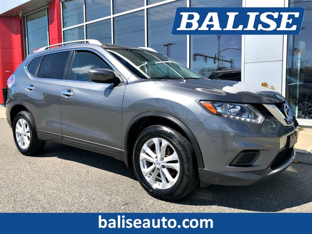 Certified Pre Owned 2016 Nissan Rogue Sv