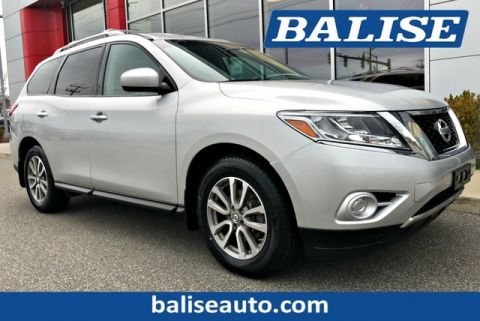 Certified Pre-Owned 2015 Nissan Pathfinder S