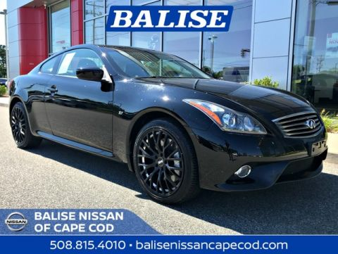 Pre-Owned 2015 INFINITI Q60 Coupe COUPE